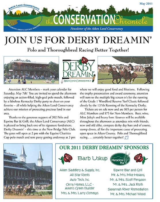 April-2011-Newsletter